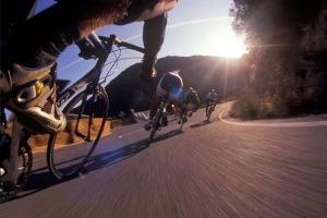 El deporte de la bicicleta